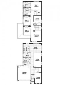Point Cook Double Storey Low fp
